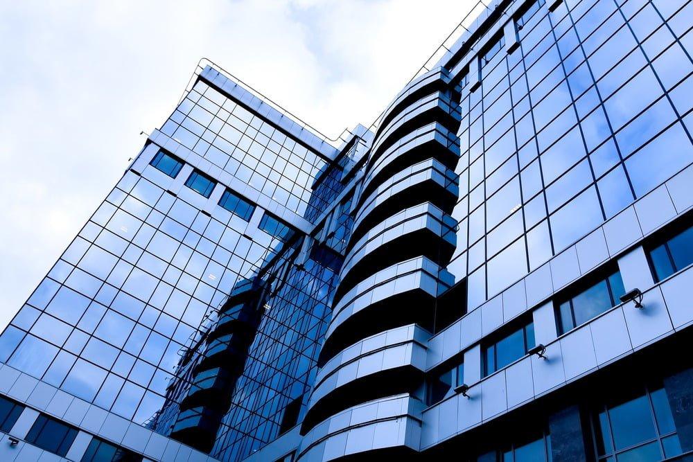 benefits glass building facades