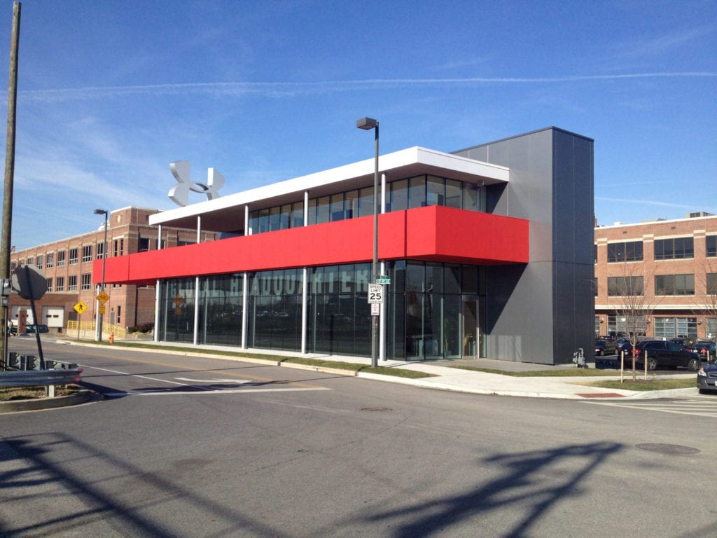 Under Armour HQ 7 (Baltimore, MD)
