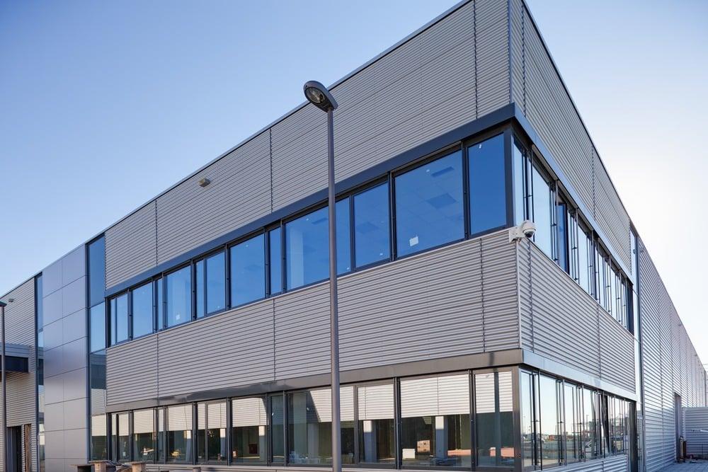 construction benefits rainscreen facade
